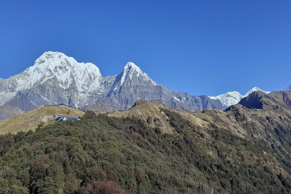 Mardi Himal is popular Trekking Destination Now