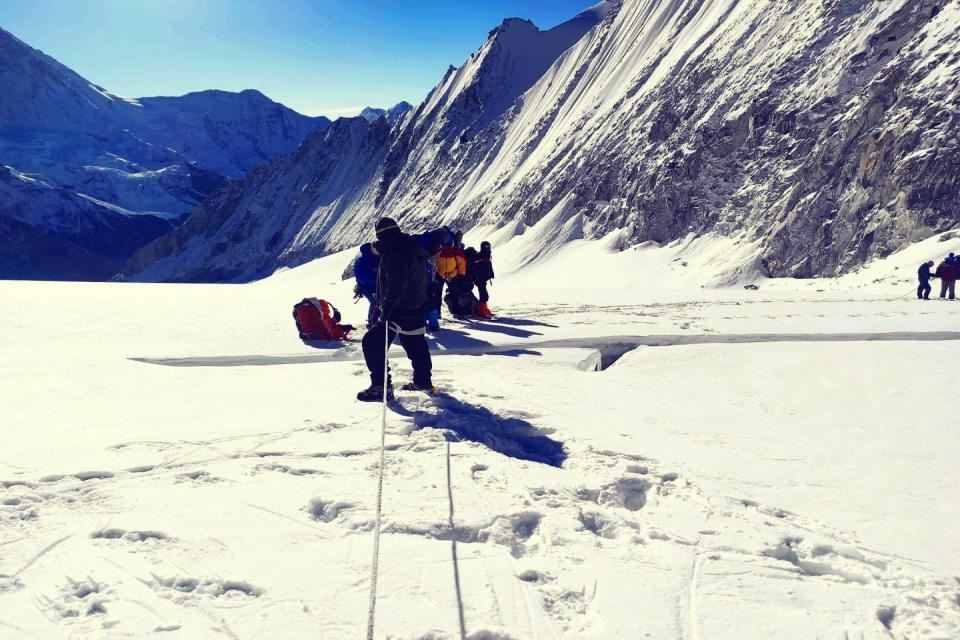 Nepal Climbing Adventure Team gets Vaccinated
