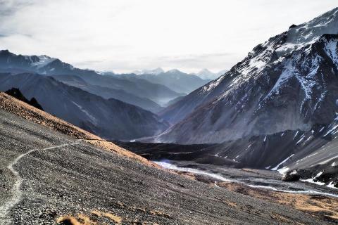 Facts about the Annapurna Circuit Trek, also Apple Pie Trek