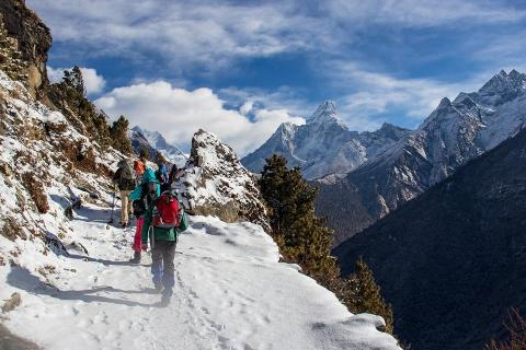Top 5 Reasons to do Everest Base Camp Trek