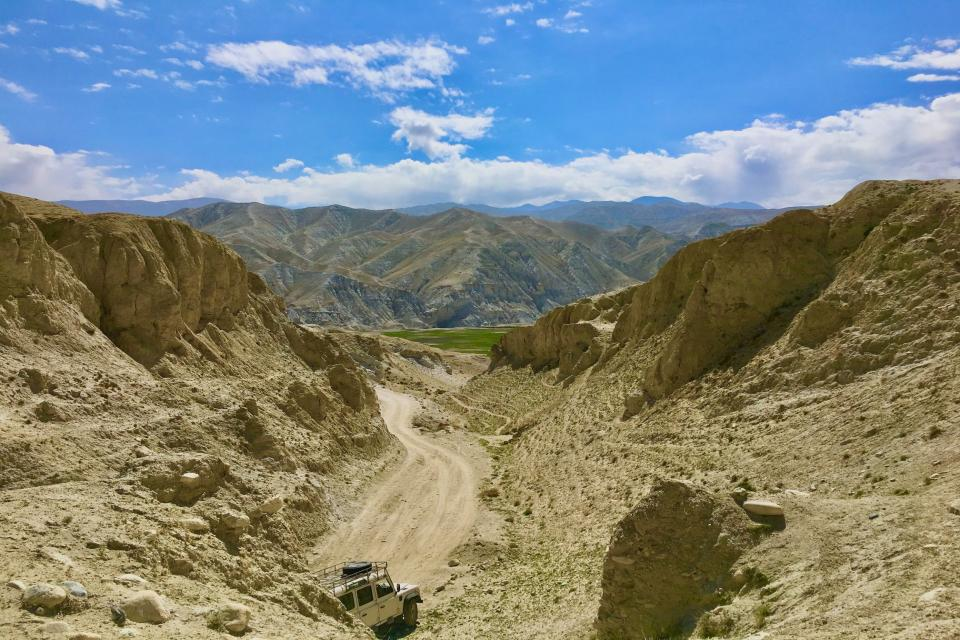 Upper Mustang by Road: An Alternative to Trekking to Lo Manthang