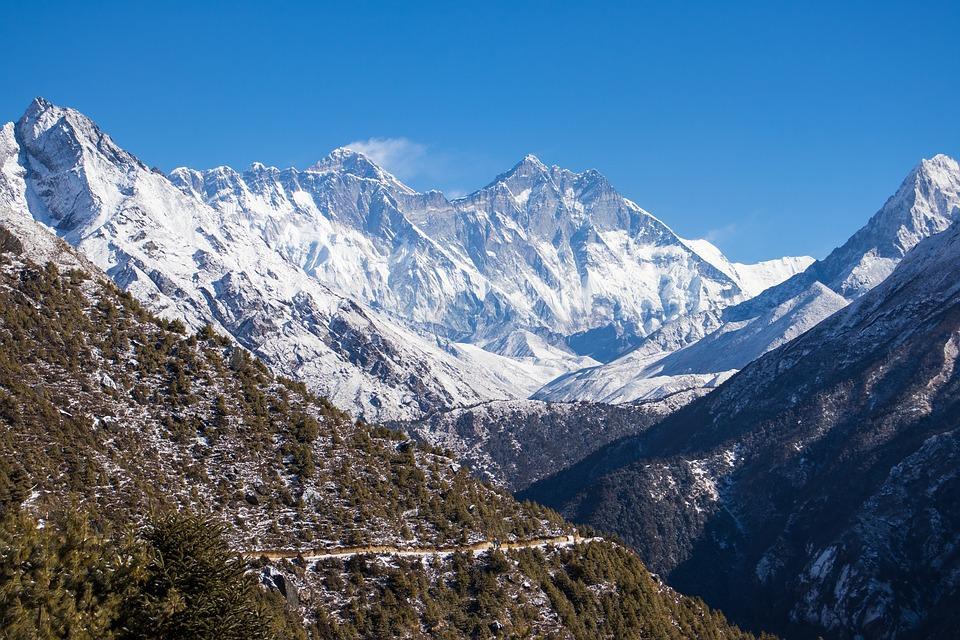 Everest Base Camp Trek with Lobuche Peak Climbing