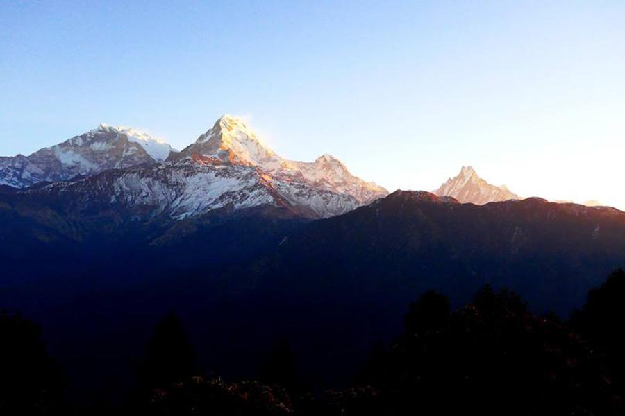 Ghorepani Poon Hill Sunrise Trek